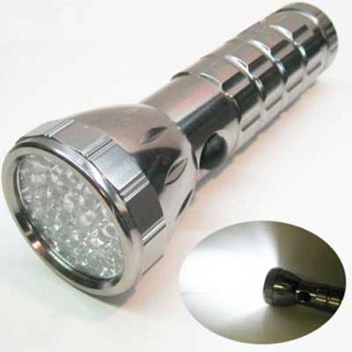 Ultra Bright Aluminium Durable LED Torch