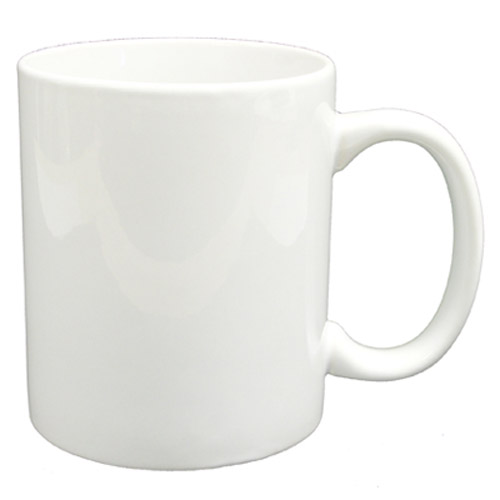 36 White 11oz Mugs - Sublimation Printing - Includes Inner Boxes