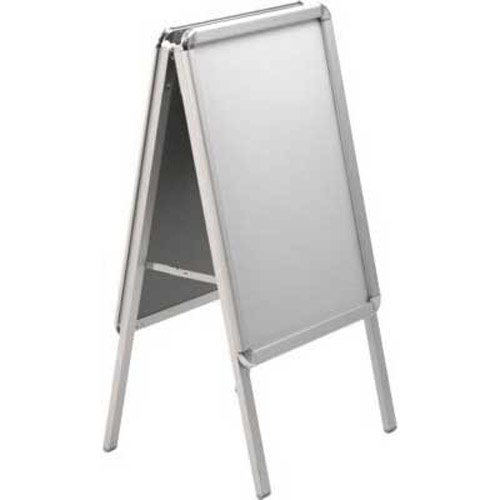 A2 Poster Board - Double Sided with PVC Backboard