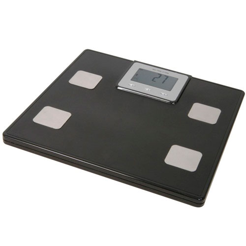 Digital Fat/Water Hydration Weight Analyser LCD Bathroom Scales