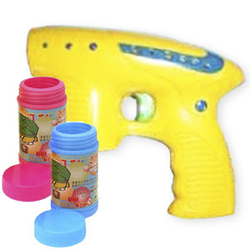 Non-Stop Double Bubble Blowing Gun