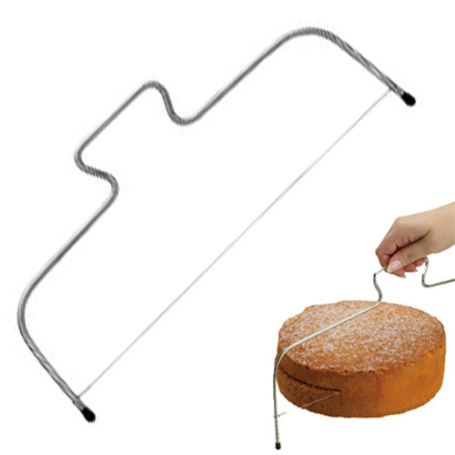 Kitchen Cake Craft Tool - Slicer, Cutting + Levelling Wire