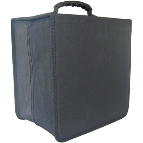 CD, DVD, Game Disk Wallet Holder Carry Case - Holds 504 Disks