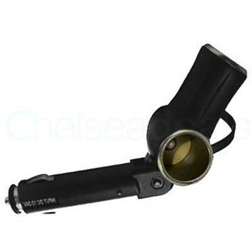 2 in 1 Car Cigarette Lighter Socket Adaptor