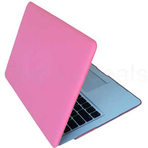 MacBook Air Hard Crystal Case - Pink