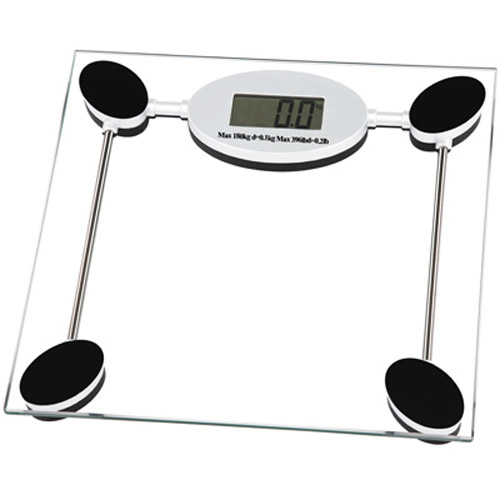 Pharmedics Digital Electronic Bathroom Scales - Max 180KG
