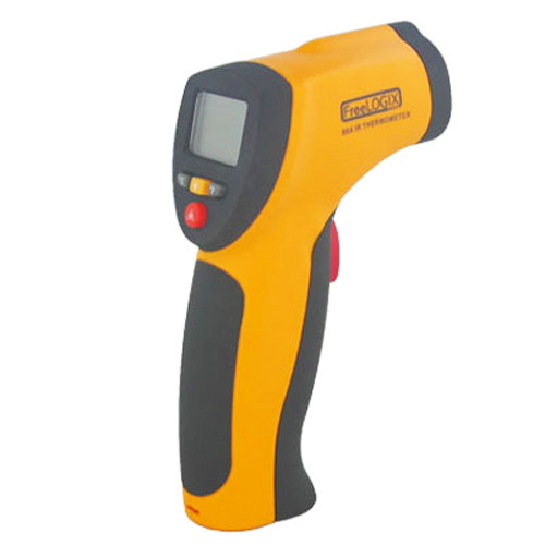 Digital Infrared Thermometer - ºC & ºF - Laser Targeting