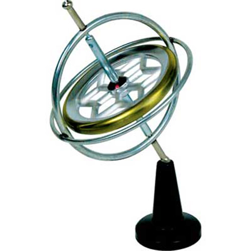 Original All Metal Gyroscope in Display Box