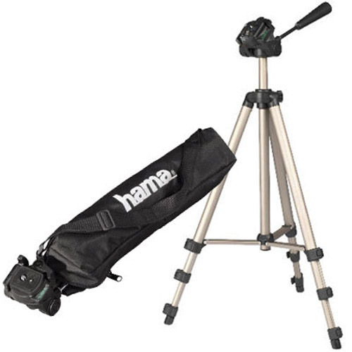 Hama Star 75 Tripod 125cm with Case