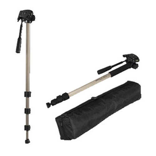Hama Star 75 Monopod with Case