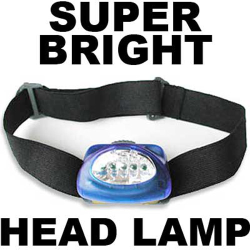 5 LED Ultra Bright Magnetic Headlamp