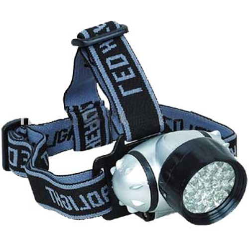 Ultra bright 27 LED Headlamp Head Light Torch