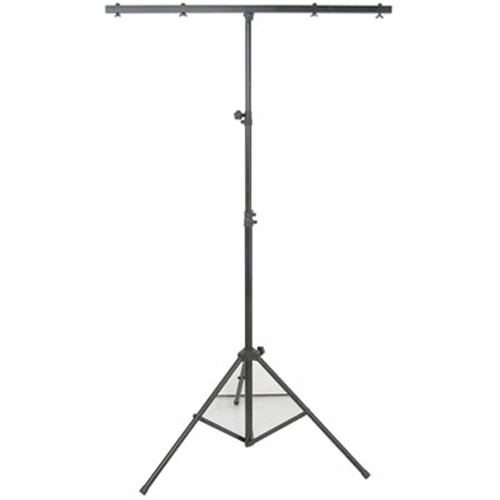 Aluminium/Steel Tripod Lighting Stand For Parties, Discos Etc