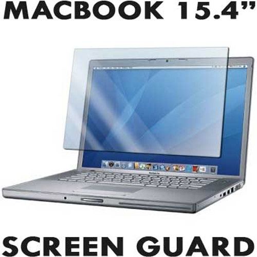 15.4 inch Screen Protector Guard for Apple MacBook