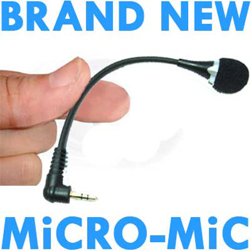 Brand New Micro Mic for PC / Laptop / VoIP