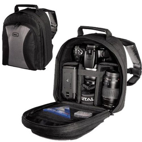Hama Photo Rucksack Track Pack II Mini - Black
