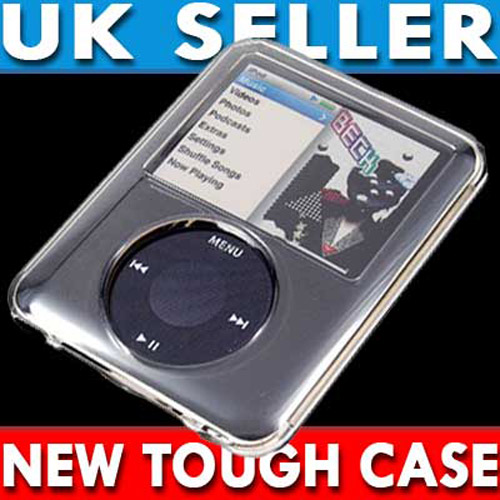 iPod Nano 3G Hard Crystal Case