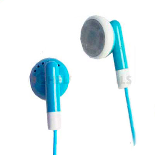 Brand New Apple iPod Earphones - Blue