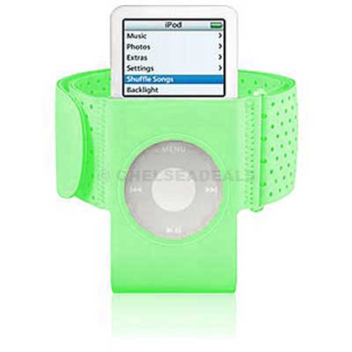 Armband for iPod Nano - Green