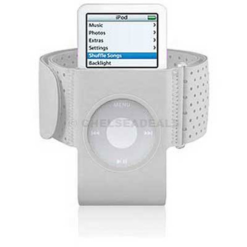 Armband for iPod Nano - Grey