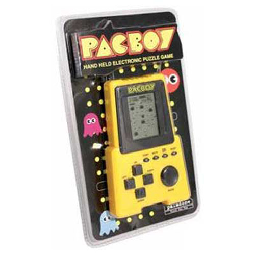 Pacboy Hand Held Version of Retro Game
