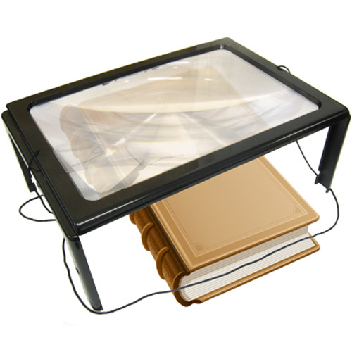 Giant Hands Free Magnifier For Sewing, Reading, Crafts Etc