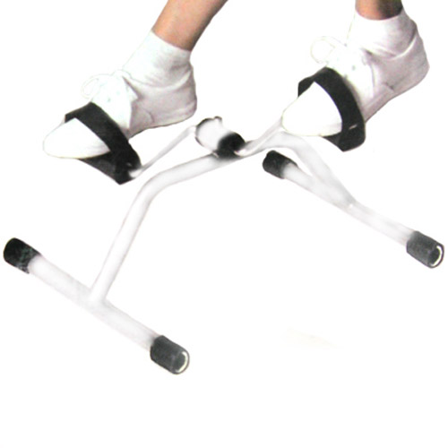 Pharmedics Armchair Pedal Exerciser For Arms & Legs - White