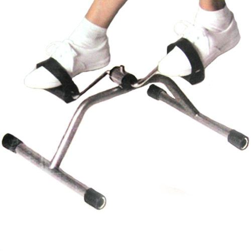 Pharmedics Armchair Pedal Exerciser For Arms & Legs - Chrome