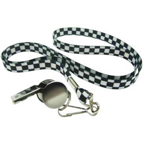 Police Whistle - Fancy Dress Accessory