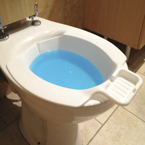 2 x new portable travel toilet bidet personal hygiene loo cleaning aid seat ebay - Toilet with bidet built in ...