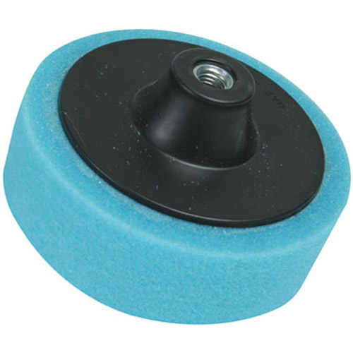 Blue Car/Van/Boat Polish Buffing Sponge - Max Speed 4600RPM
