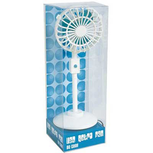 Retro USB Desk Fan