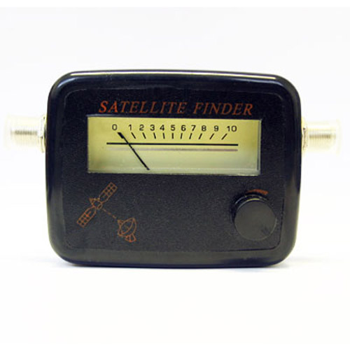 Satellite Finder Meter