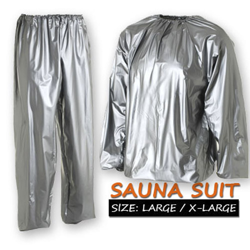 Sauna Sweat Suit - Helps You Lose Weight - L/XL (Unisex)