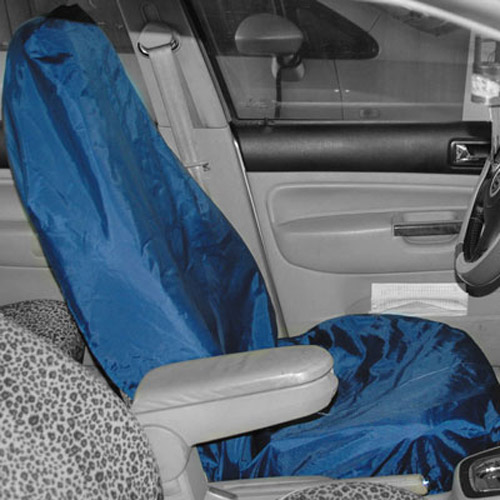 Universal Nylon Car Seat Covers - Pack Of 2