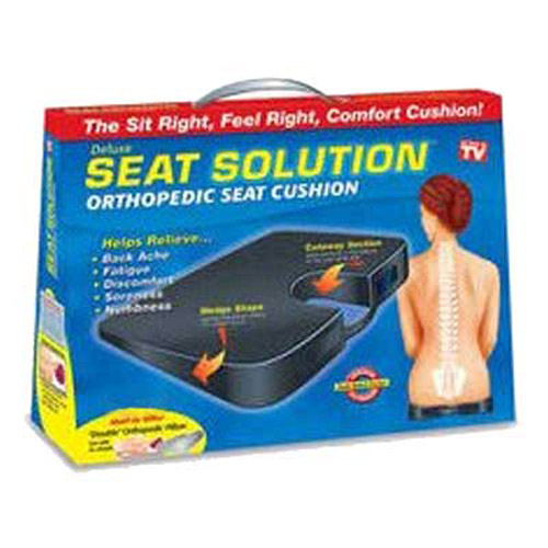 Orthopedic Seat Solution Cushion