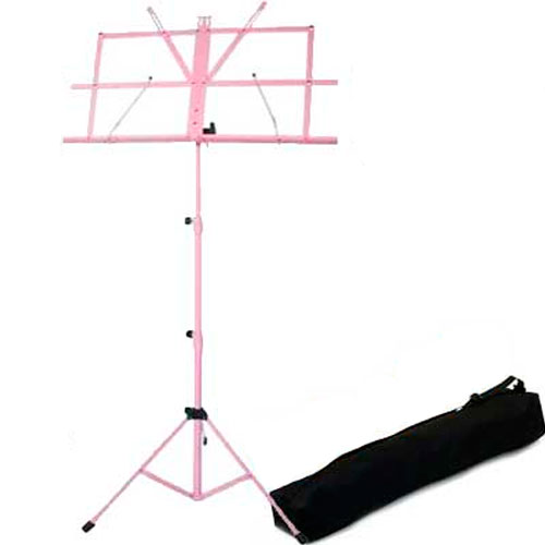 Foldable Music Sheet Stand - Pink