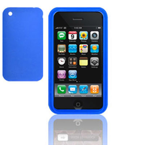 Apple Iphone 3G 8GB/16GB Skin - Dark Blue