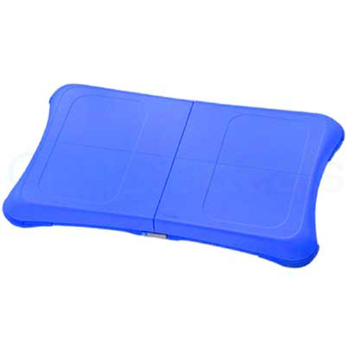 Silicone Case/Skin/Protector For Wii Fit Board - Rich Blue