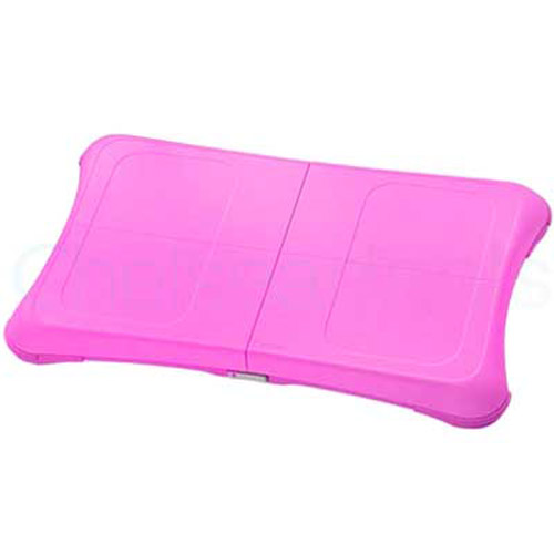 Silicone Case/Skin/Protector For Wii Fit Board - Hot Pink