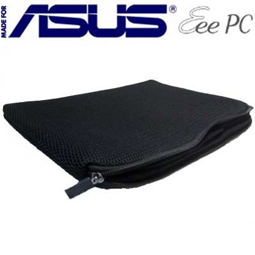 Shock Proof Slip on Case for Asus Eee PC - Black
