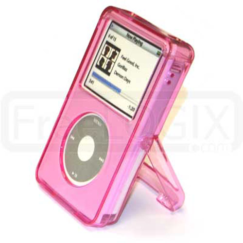StageShow Hard Case for iPod Video 30 GB - Pink