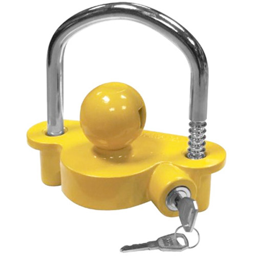 Heavy Duty High Security Universal Coupling Ball Hitch Lock