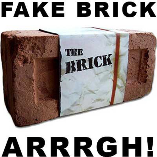 The Fake Brick