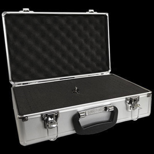 Universal Aluminium Flight Camera Microphone Case + Foam Inserts