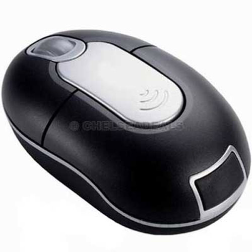 Wiresless USB Portable Travel Mouse