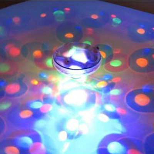 Underwater Light Show Disco Ball for Bath, Spa, Hot Tub, Pool