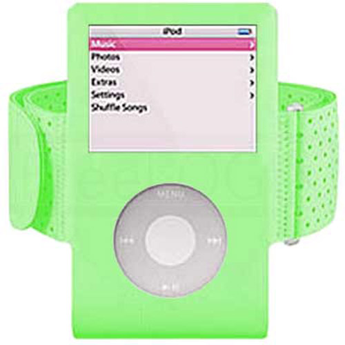 Armband for iPod Video (5th Generation) - Green