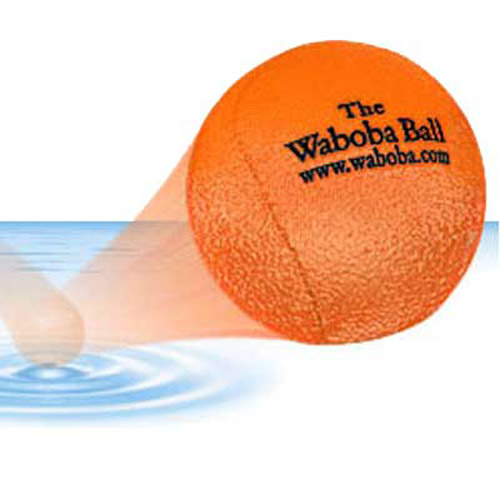 Extreme Waboba Ball - Outdoor Bouncing on Water Game