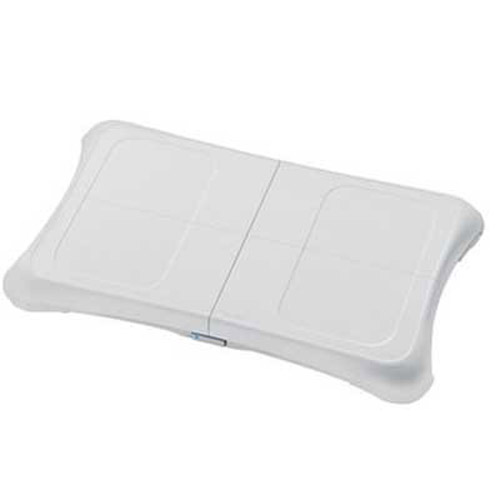 Silicone Case/Skin/Protector For Wii Fit Board - White